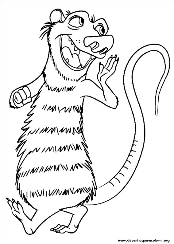 age 4 coloring pages - photo#31