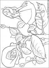 Tim burton coloring pages