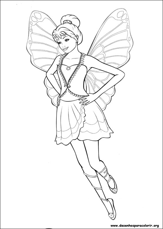 coloring pages moth in moonlight - photo#7