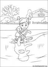 desenhos do divertida mente para colorir