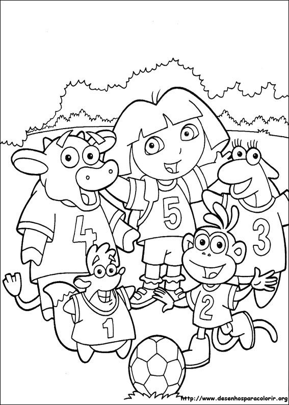dragons soccer coloring pages - photo#36