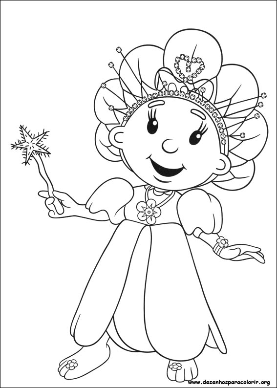 fifi coloring pages - photo#20