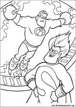 Desenhos Do Os Super Herois Para Colorir