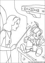 desenhos do pinóquio para colorir