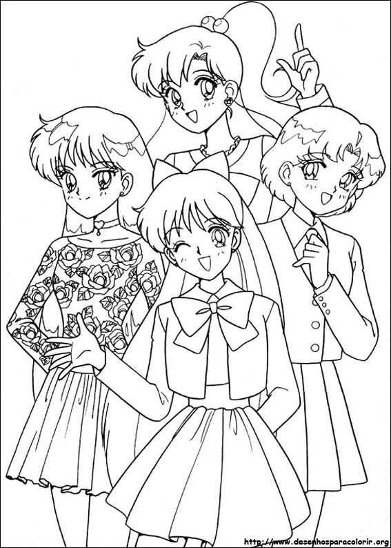 Desenhos do Sailor Moon para colorir Sailor-moon-01