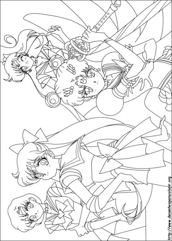 Desenhos do Sailor Moon para colorir Sailor-moon-02