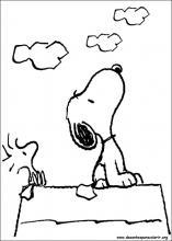 Desenhos Do Snoopy Para Colorir