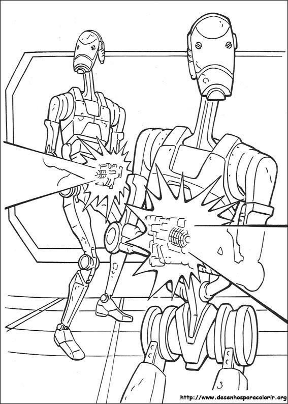 Lego Star Wars Yoda Coloring Pages. Cual peli de la saga es tu ...