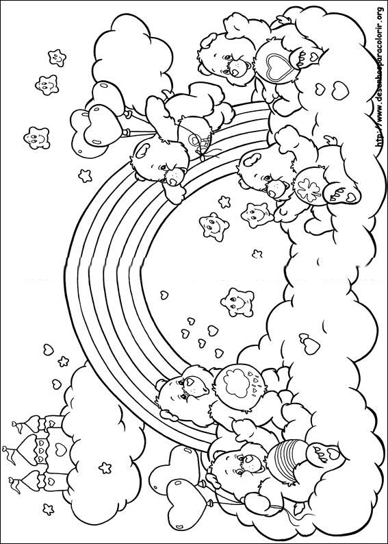 Ursinhos carinhosos para colorir for Immagini da colorare aristogatti