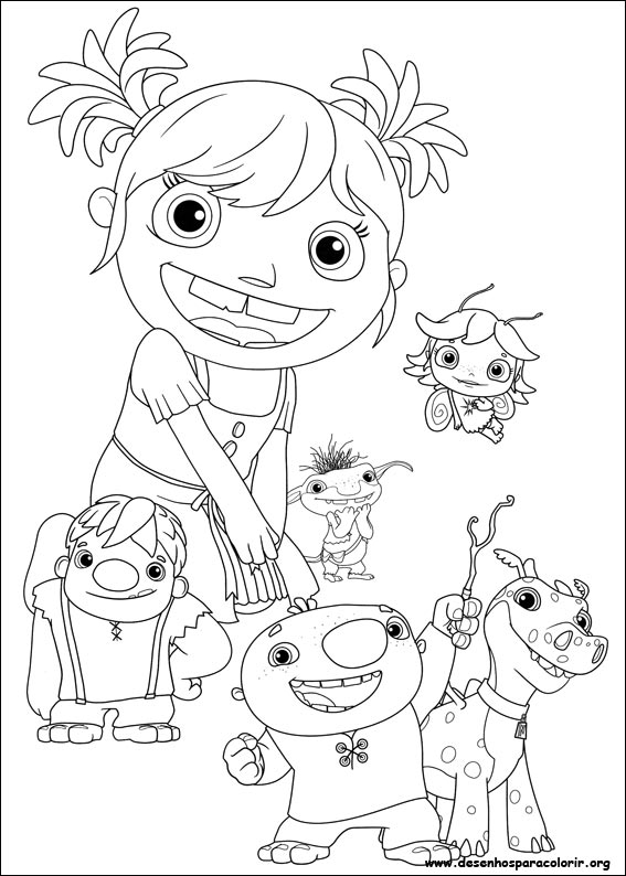 wallykazam coloring pages wallykazam para colorir