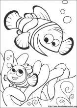 Desenhos Do A Procura De Nemo Para Colorir