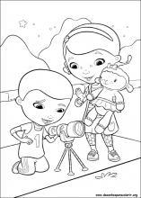 Desenhos Do Doutora Brinquedos Para Colorir