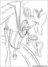 Desenhos Do Enrolados Para Colorir