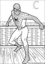 Desenhos Do Homem Aranha Para Colorir