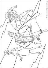 Desenhos Do Megamind Para Colorir