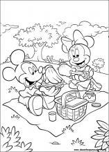 Desenhos Do Mickey Para Colorir