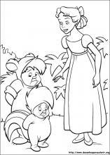 Desenhos Do Peter Pan Para Colorir