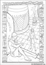 Desenhos Do O Principe Do Egito Para Colorir