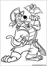 Desenhos Do Scooby Doo Para Colorir