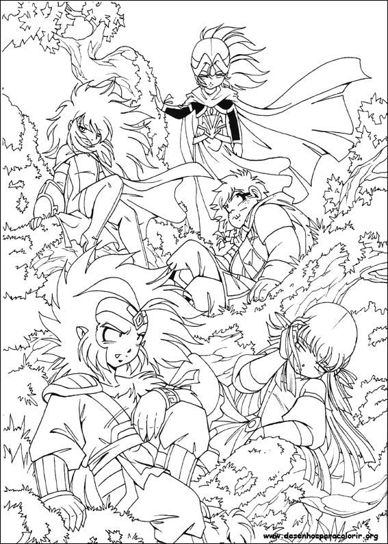 The legendaries para colorir - Coloriage les legendaires ...
